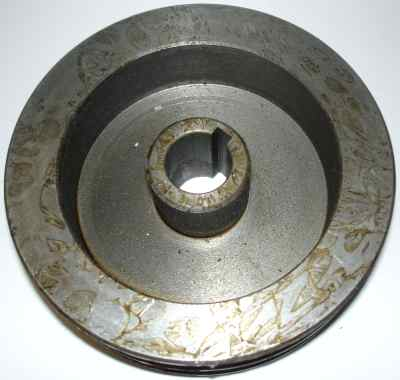 Pulley For XYZ 1340 Trainer Lathe 120mm Dia