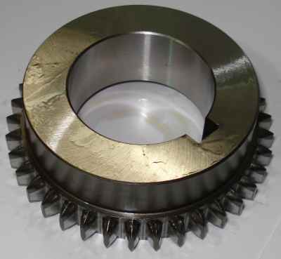Gear For E-Turn KL 1430 Lathe & ELX 1440 37T