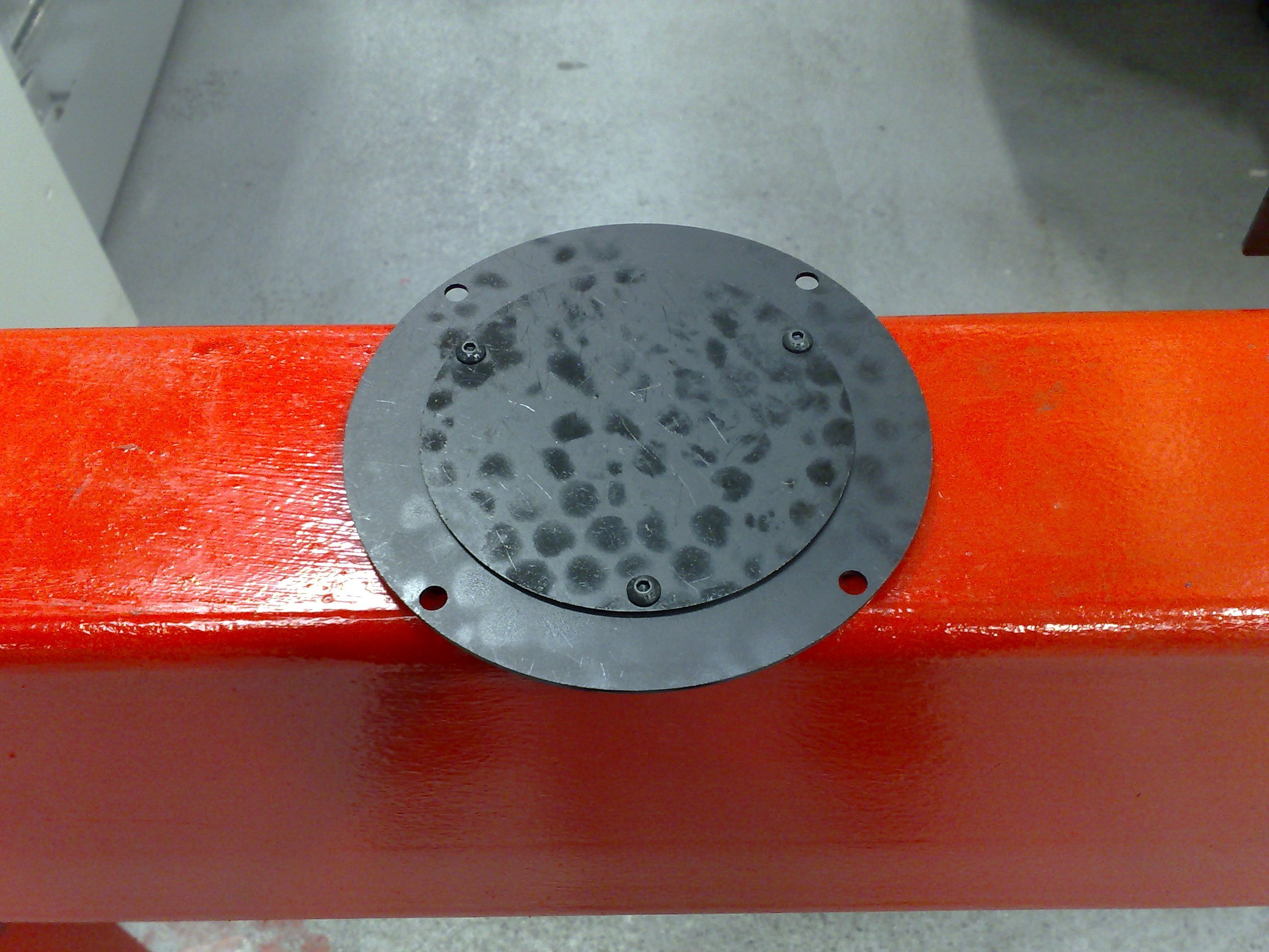 Cover For Hydraulic Cylinder Tc 200 & CT 52