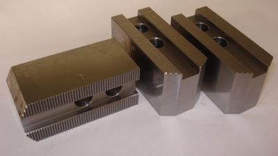 Soft Jaws for 160mm Hydraulic Chuck on CT 52 & TC150
