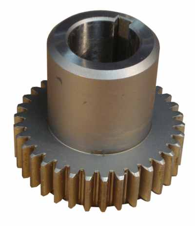 Gear In Spindle Drive Assembly on Pro 420