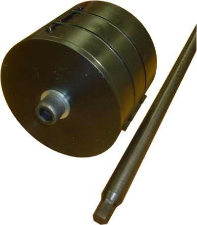 Adjustable Spindle Back Stop For 555 Lathe 104mm Bore