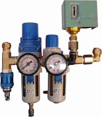 Complete Air Regulator LPM