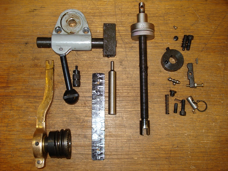 Quill Clutch Overload Assy KRV1500 2000
