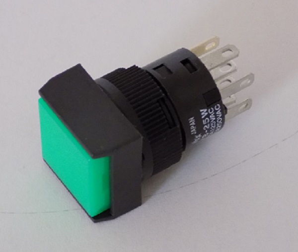 Switch Assy - Push Button - Servo On for 2-OP