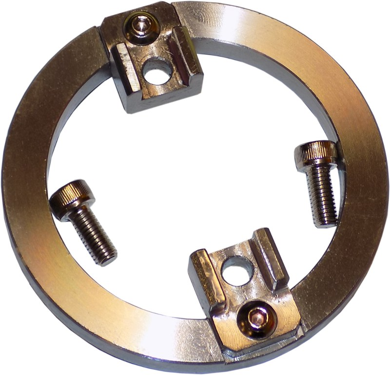 Ring Seal Kit with Two Drive Dogs & Screws for 2-OP Spindle