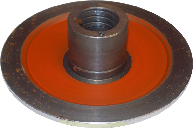 SMX 2500 Main Spindle Motor Sliding Pulley