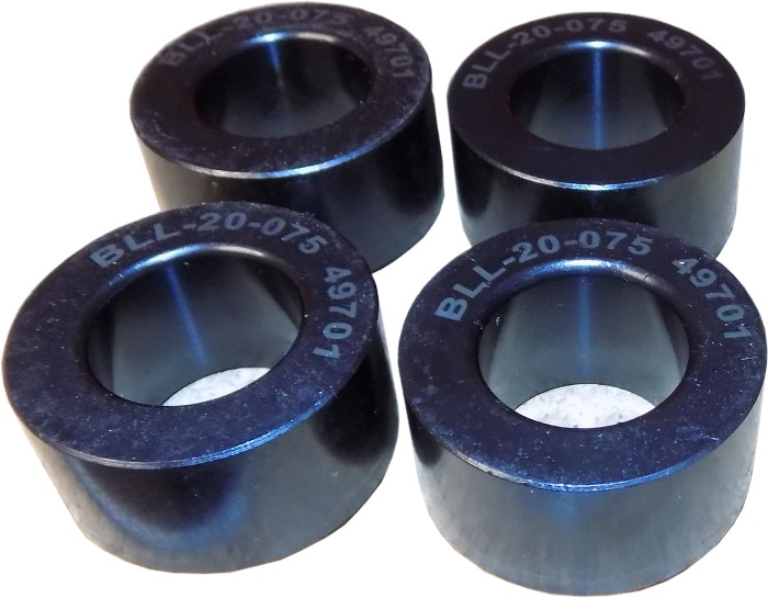 Ball Lock Primary Liner Set of 4 for 2-OP