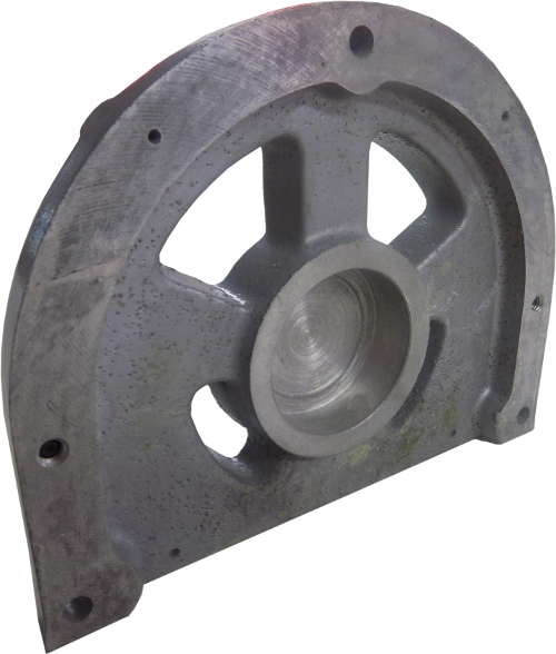 Down Cover For Bottom Bearing For 2000