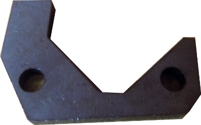 V Wiper Retainer For XYZ 1745
