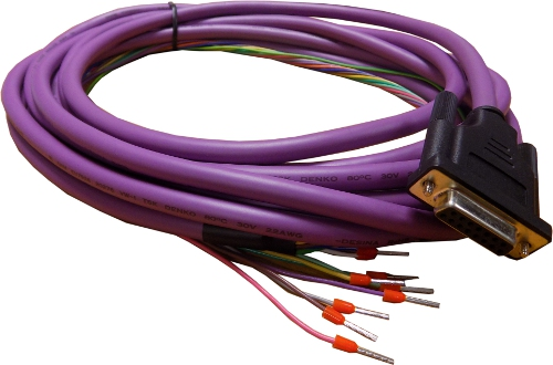 Hardware Limit Switch Cable 1020 VMC 7.5 Metres