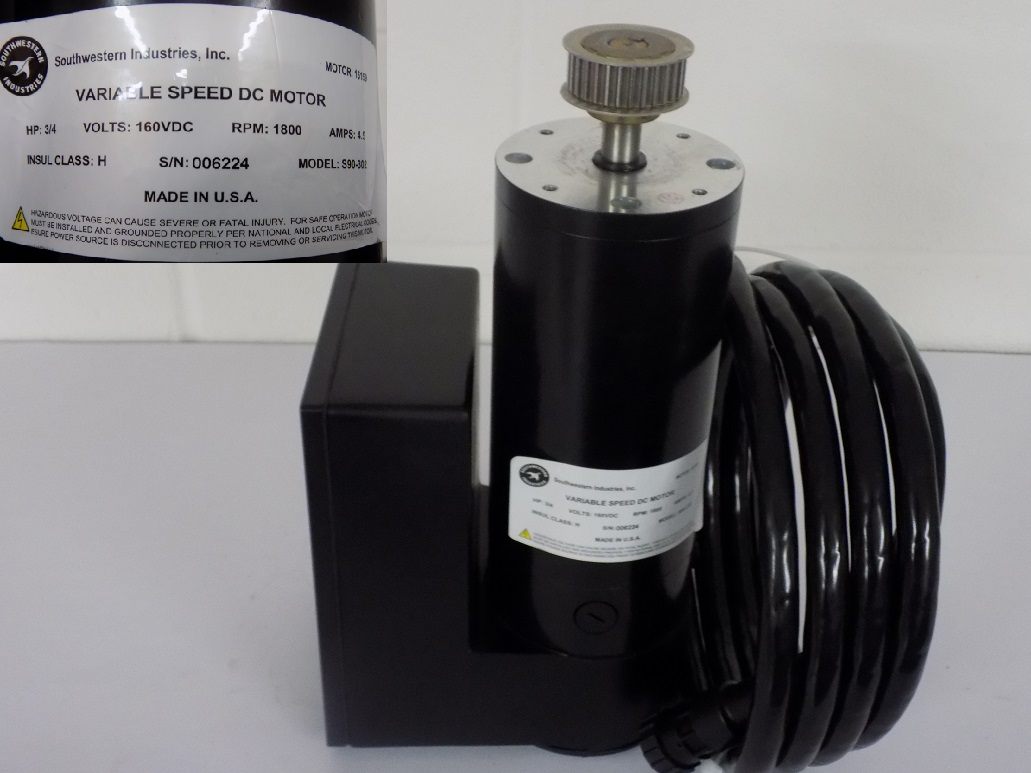 Servo Motor & Driver Assembly Heavy Duty 4050 CE SM
