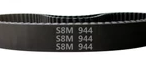 Spindle Belts 944 S8M 38 19mm wide For 1060 VMC ( Pair )