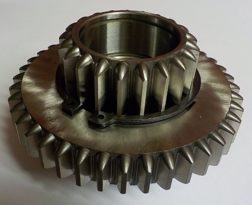 Compound Gear 21T/40T For XYZ 2280 Lathe,  M-1060