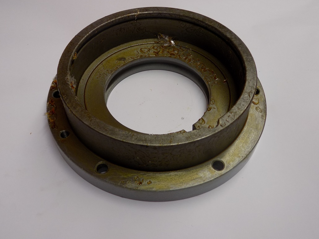 Rear Cover For Proturn 420 ( Spindle Drive Assy)