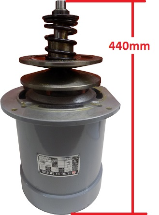 7.5 HP Main Motor With Short Shaft For Early DPM