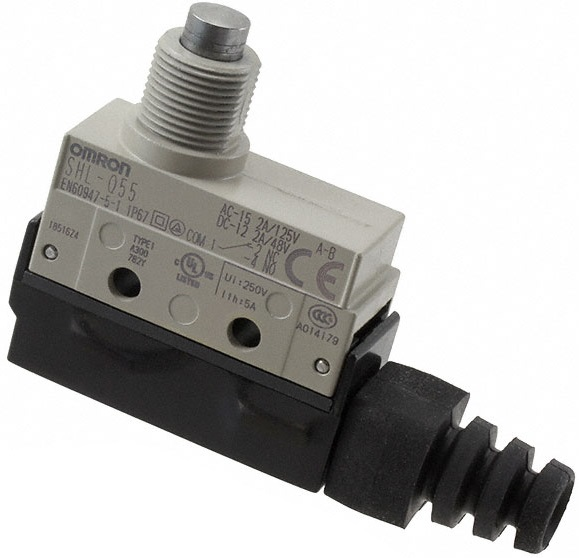 Omron Reference Limit Switch For Intensifier