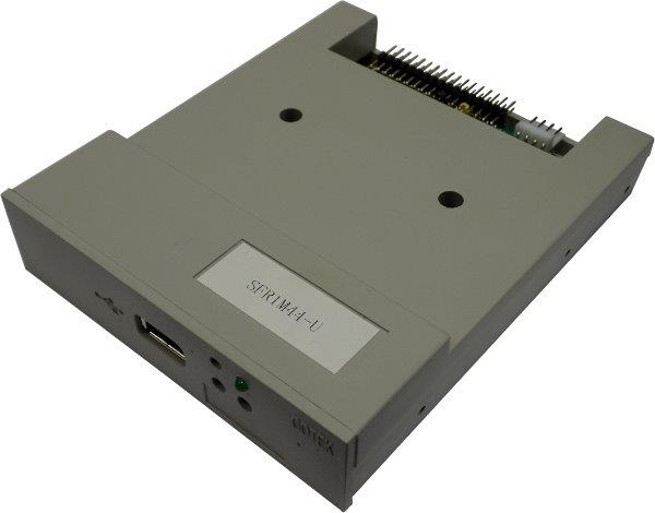 USB 3.5in Floppy Drive Emulator