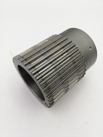 Motor Pulley  1:1 Ratio XYZ 1060HS VMC With 12000RPM
