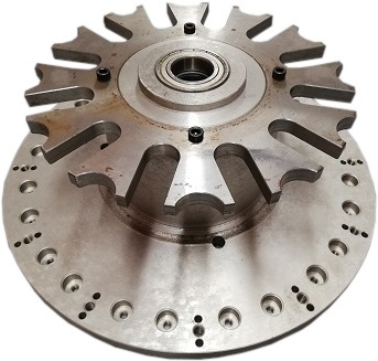 Tool Carousel Pulley Assy For KR-MF560 (12 Station)