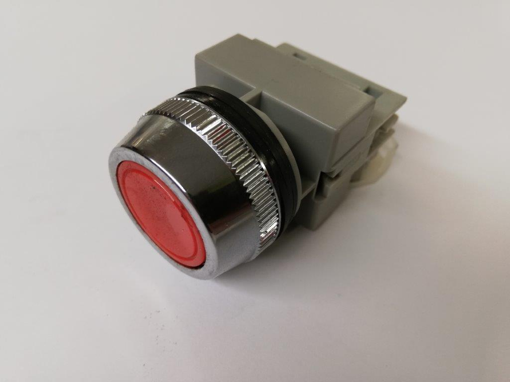 XYZ Top One 1500 Push Button Red 30mm