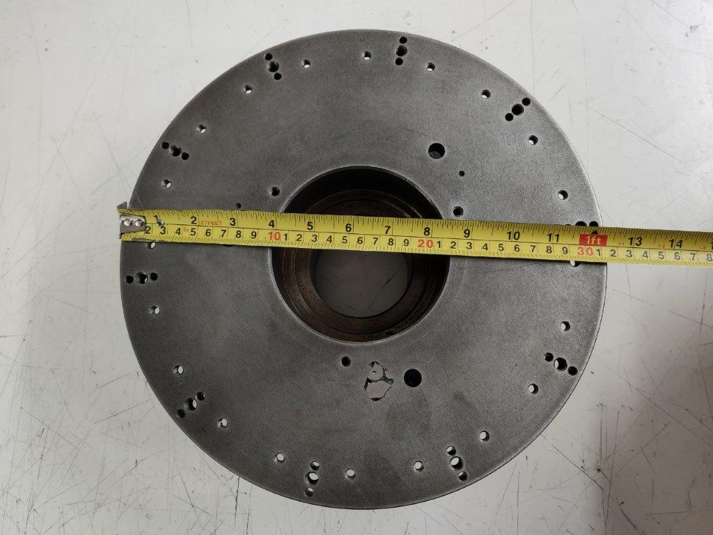 10 Station Carousel Plate For Mini Mill 560