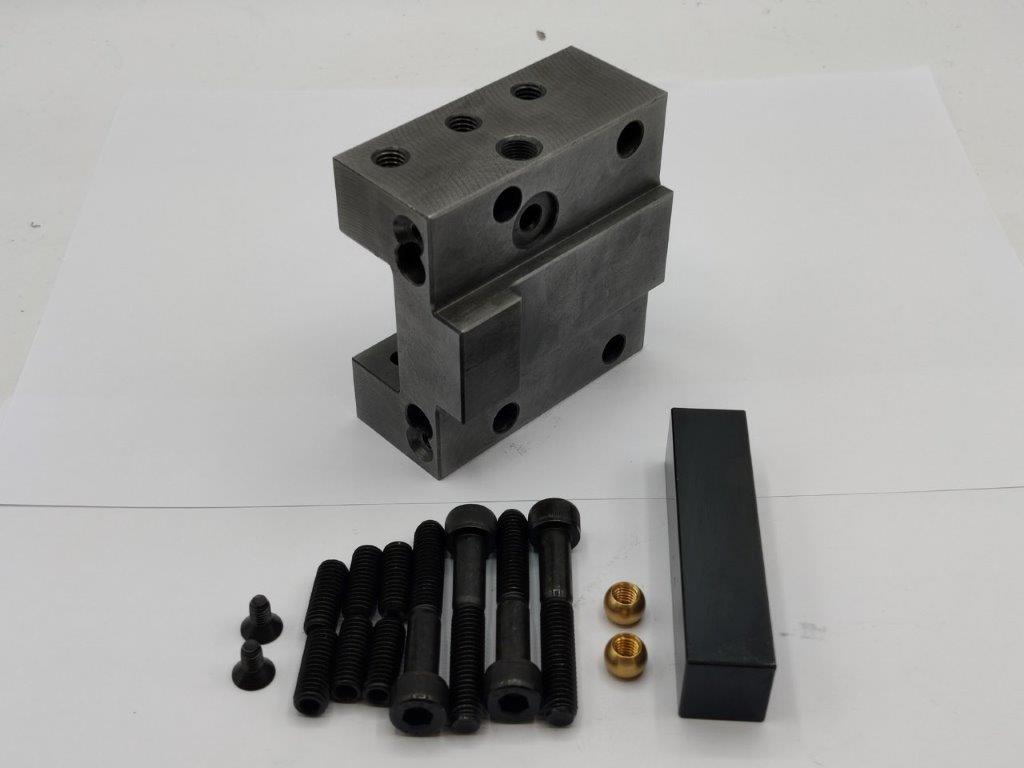 Side Tool Holders To Suit XYZ CT 52 LR
